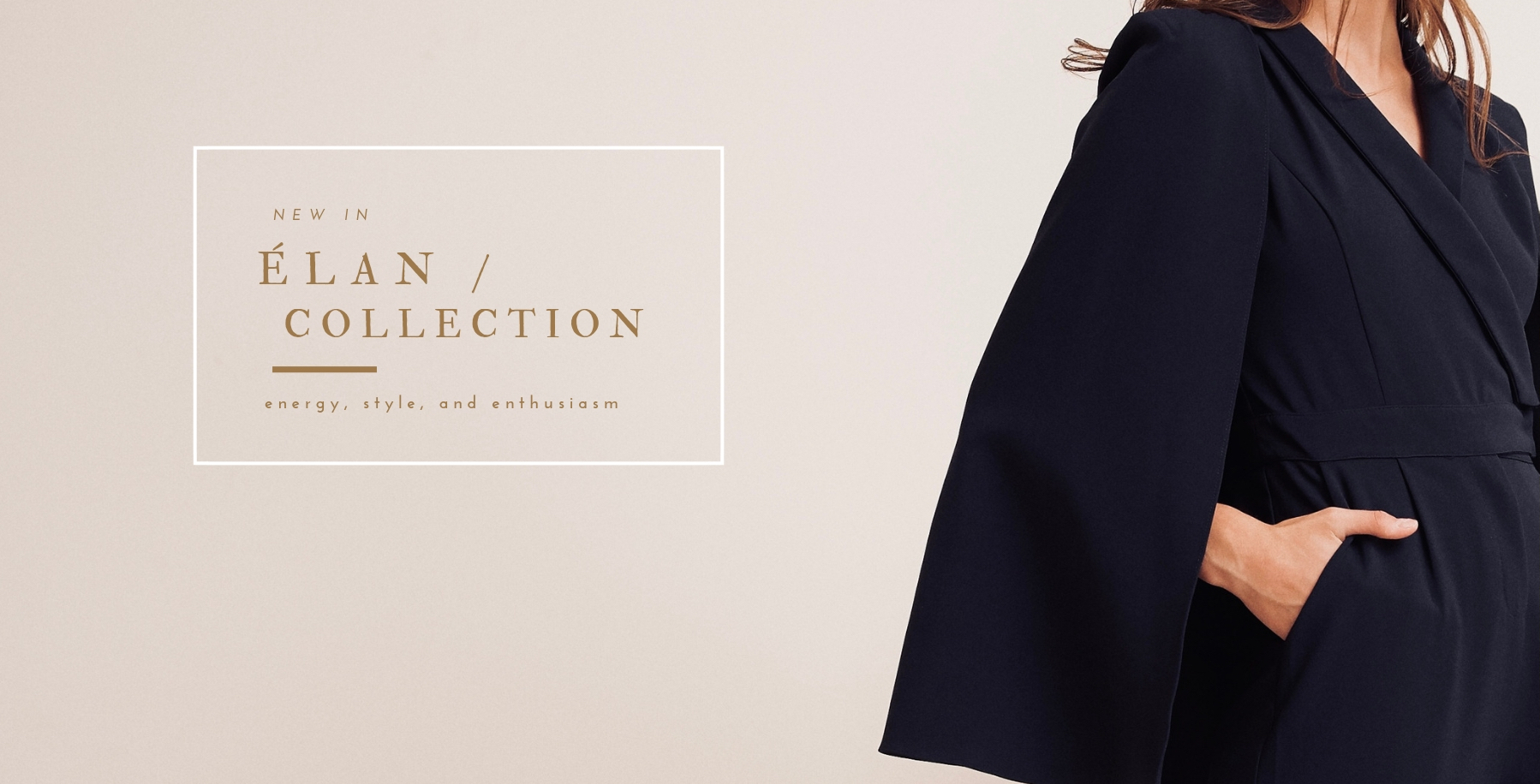 New-in:  The Elan Collection